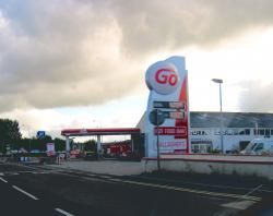 Go  - Gallahers Service Station